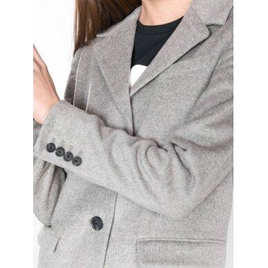 CALVIN KLEIN JEANS moteriškas paltas 4