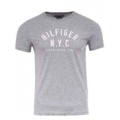 TOMMY HILFIGER vyriški marškinėliai