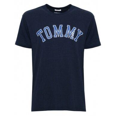 TOMMY JEANS vyriški marškinėliai